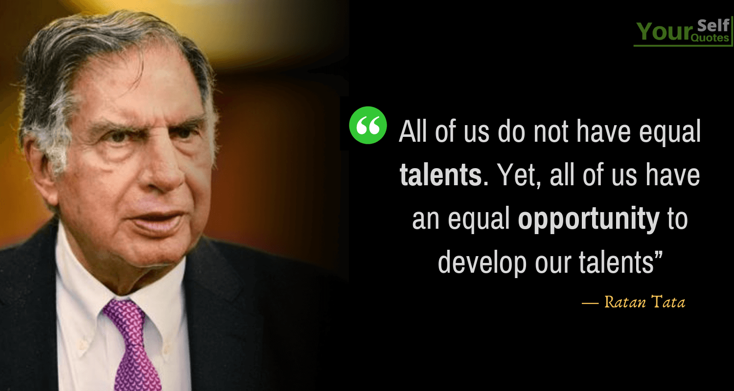 Ratan Tata Quotes Images