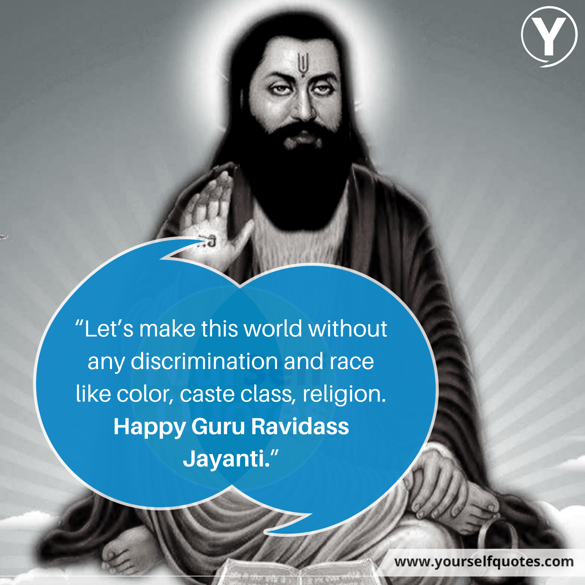 New Ravidas Jayanti Quotes