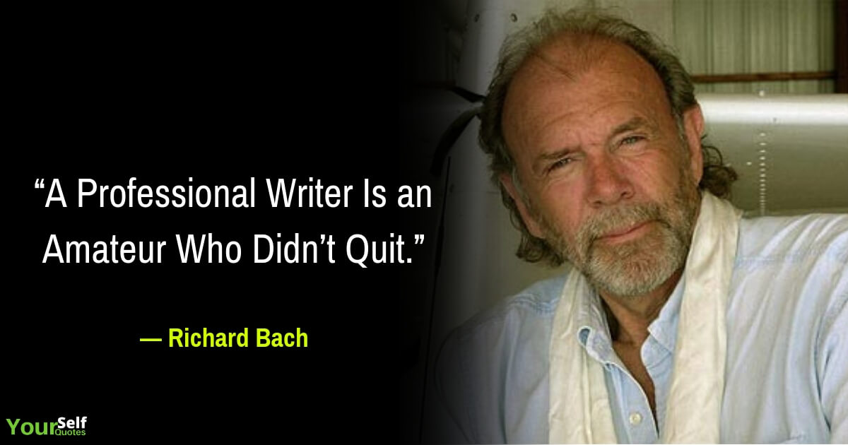 Richard Bach Motivational Quotes
