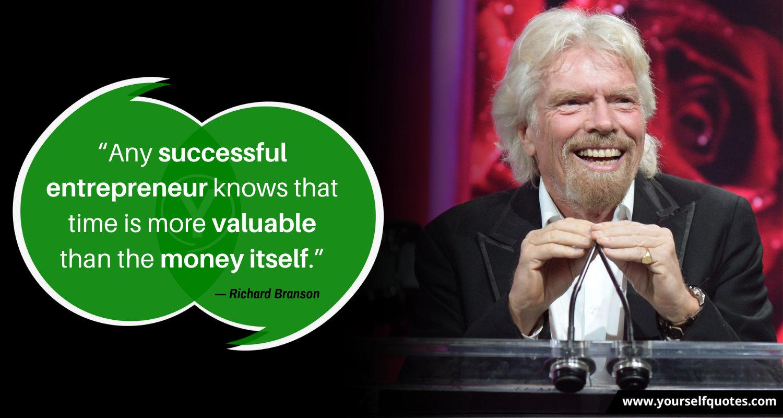 Richard Branson Entrepreneur Quotes