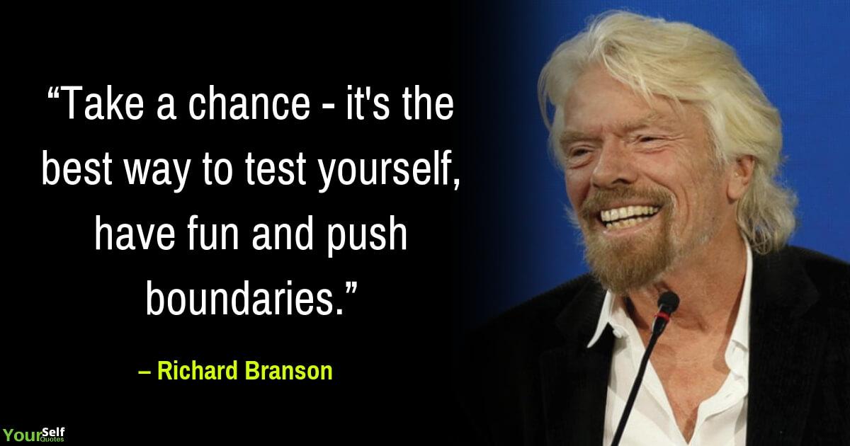 Richard Branson Greatest Quotes