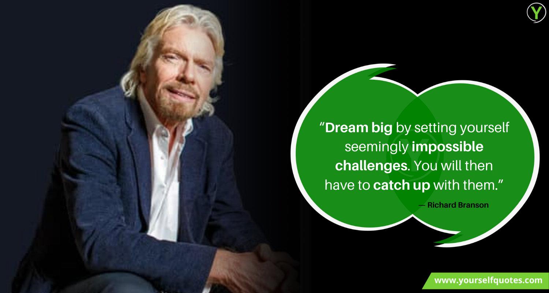 Richard Branson Life Quotes