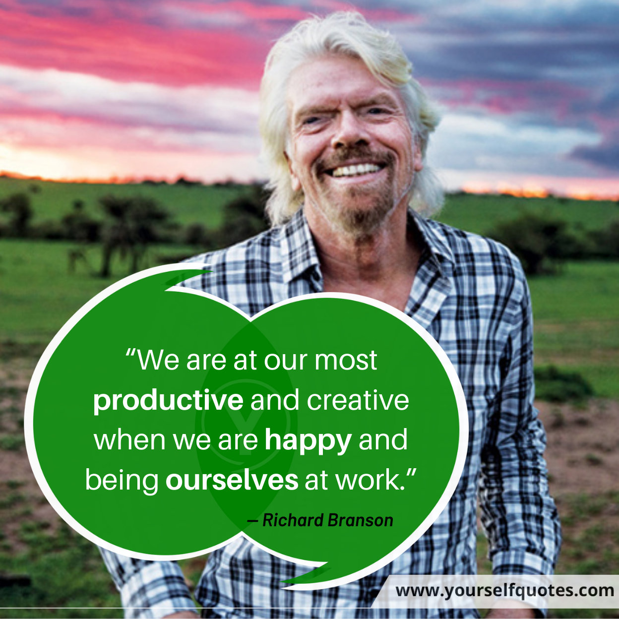 Richard Branson Motivation Quotes