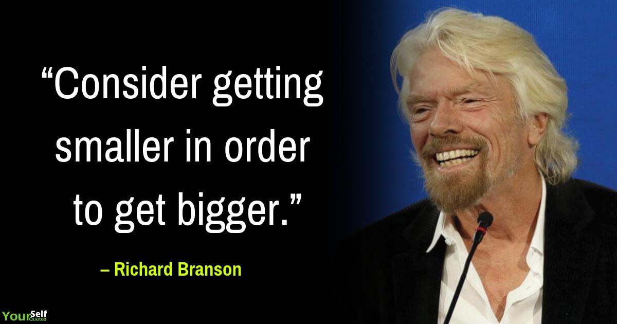 Richard Branson Quotations