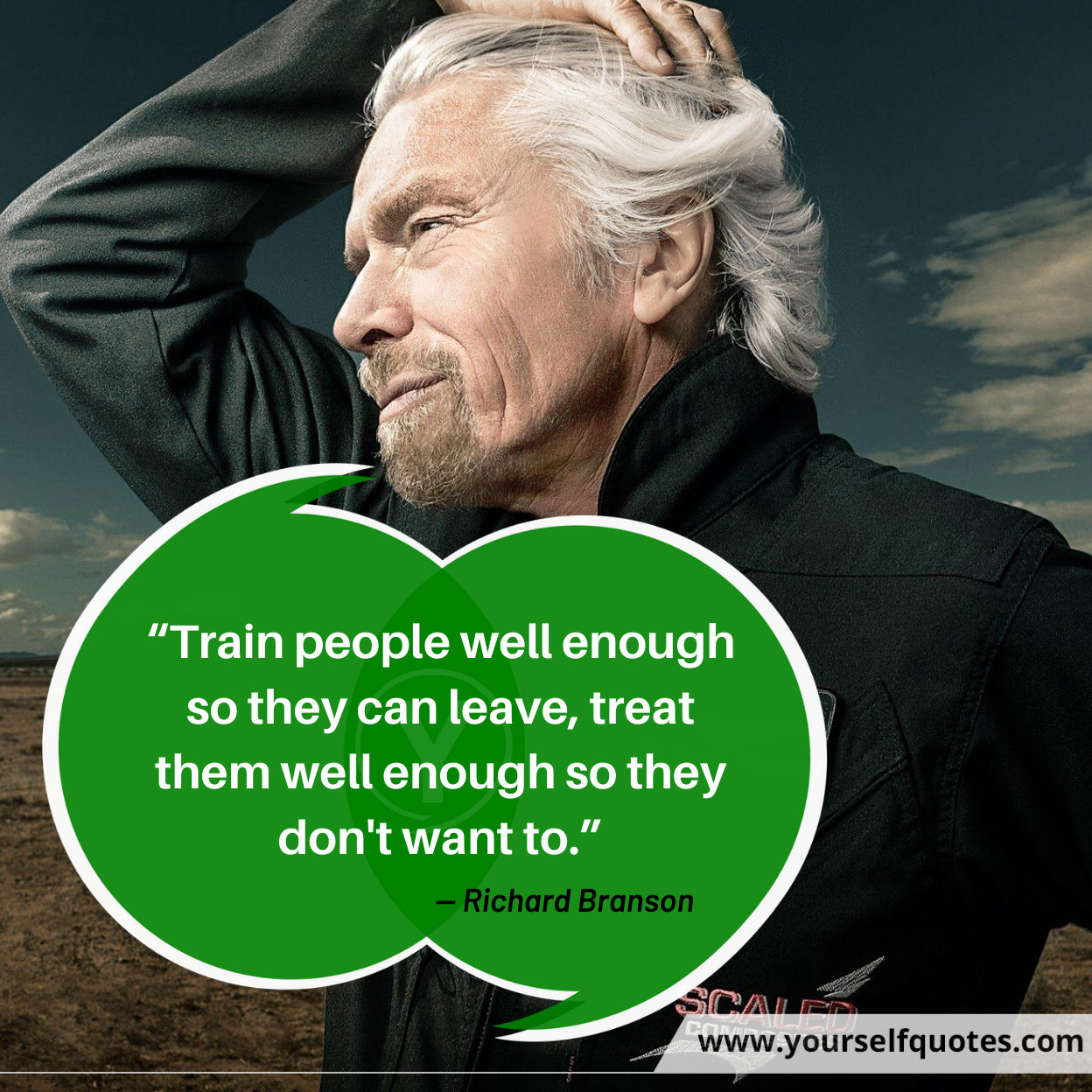 Richard Branson Quotes On Business