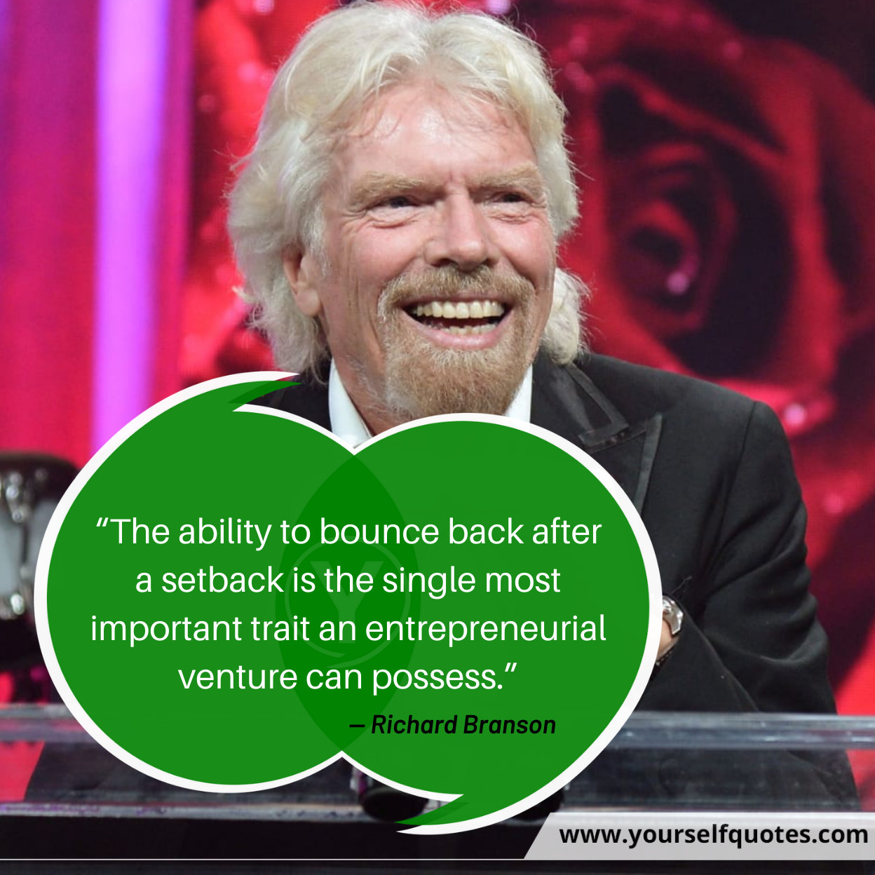 Richard Branson Quotes Wallpaper