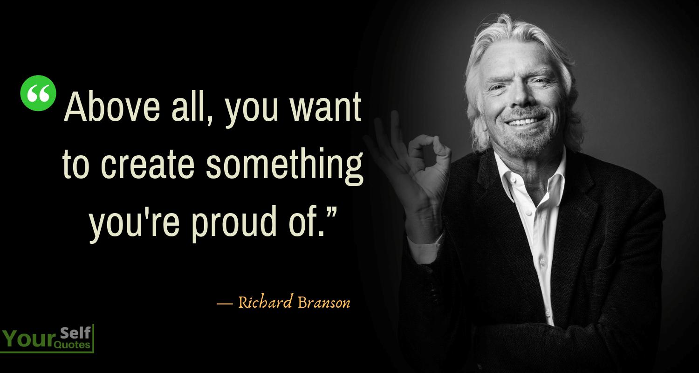 Richard Branson Quotes