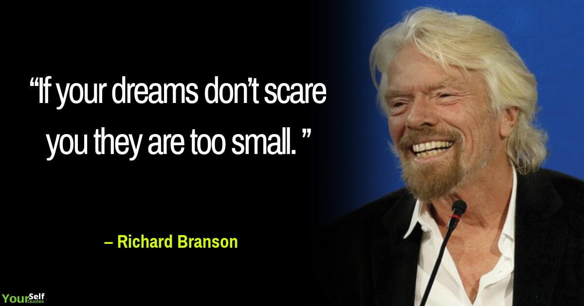 Richard Bransons Quotes