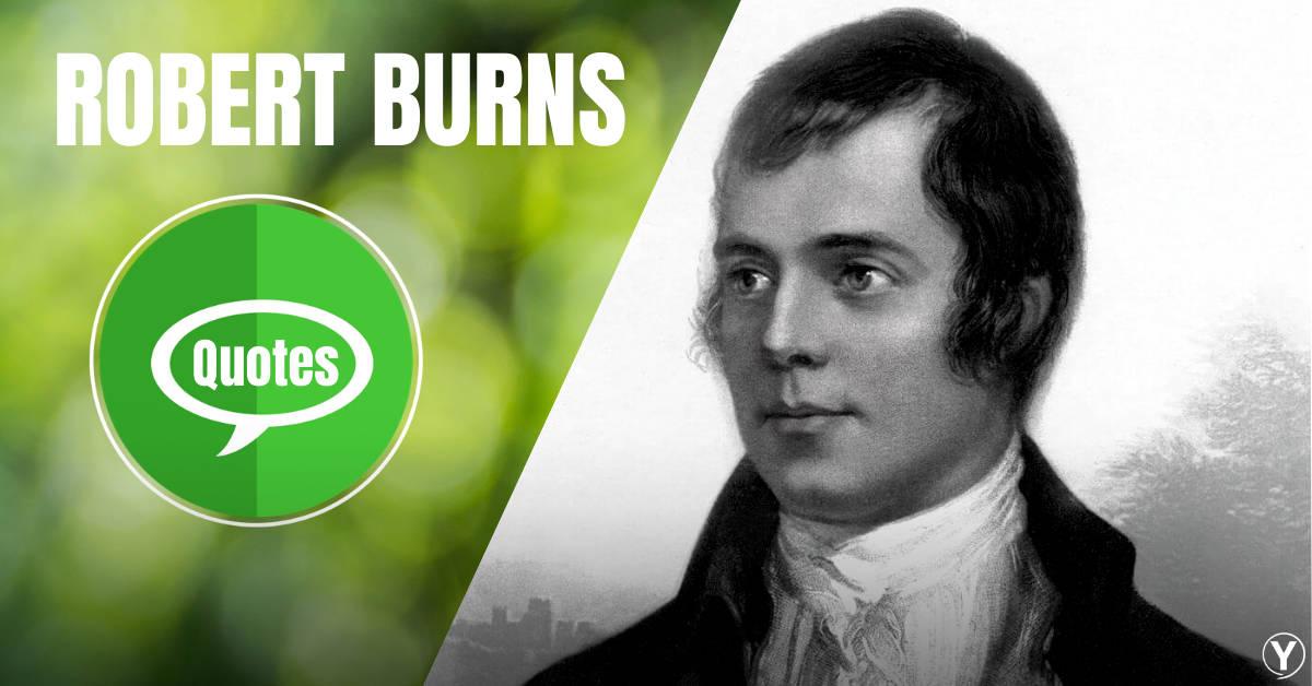 Robert Burns Quotes