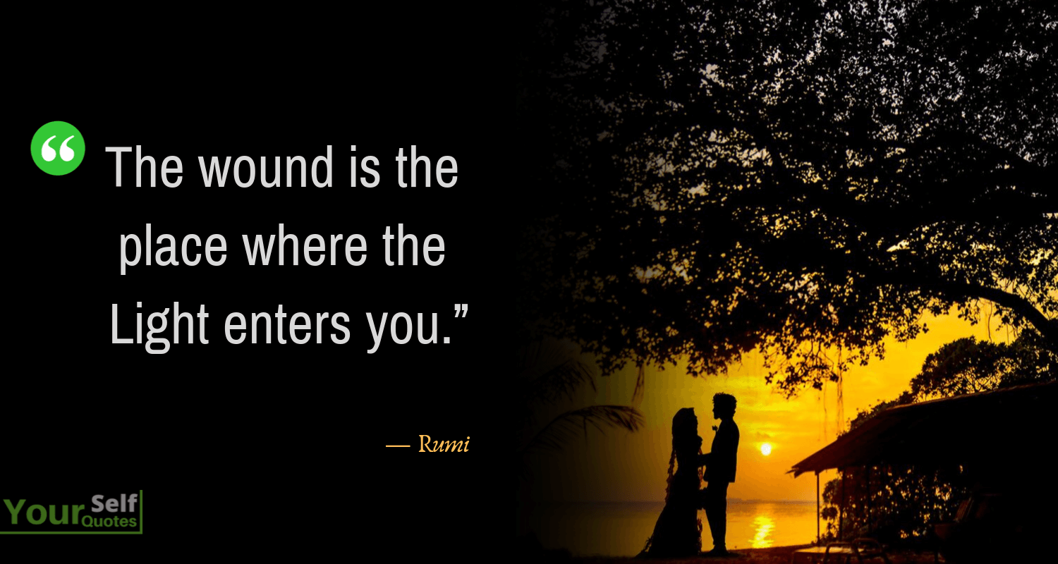 Best Rumi Quote Images