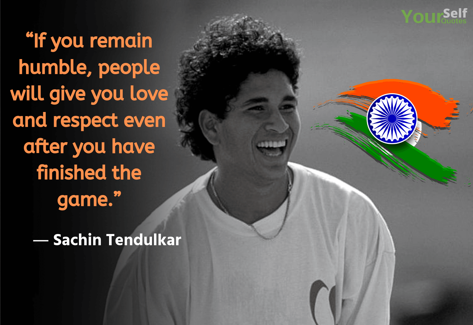 Sachin Tendulkar Thoughts Words