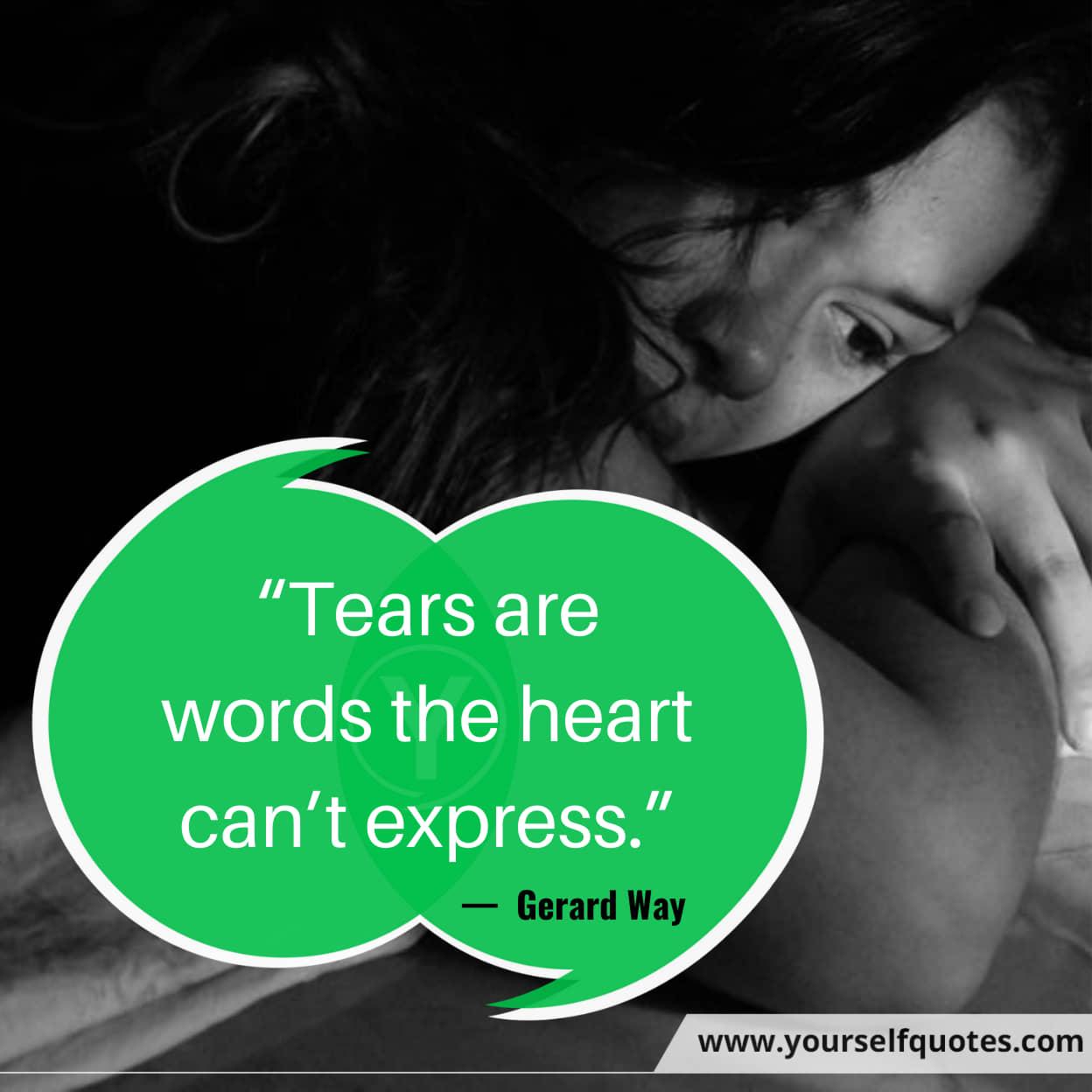 Sad Quotes For Life Sadness