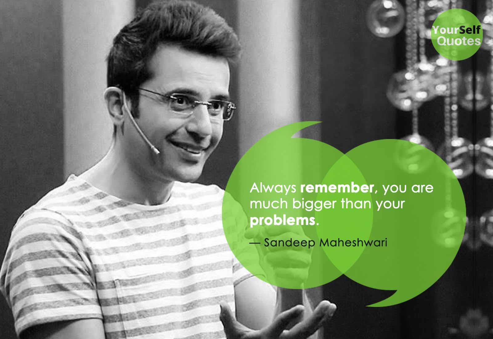 Sandeep Maheshwari Motivational Quotes