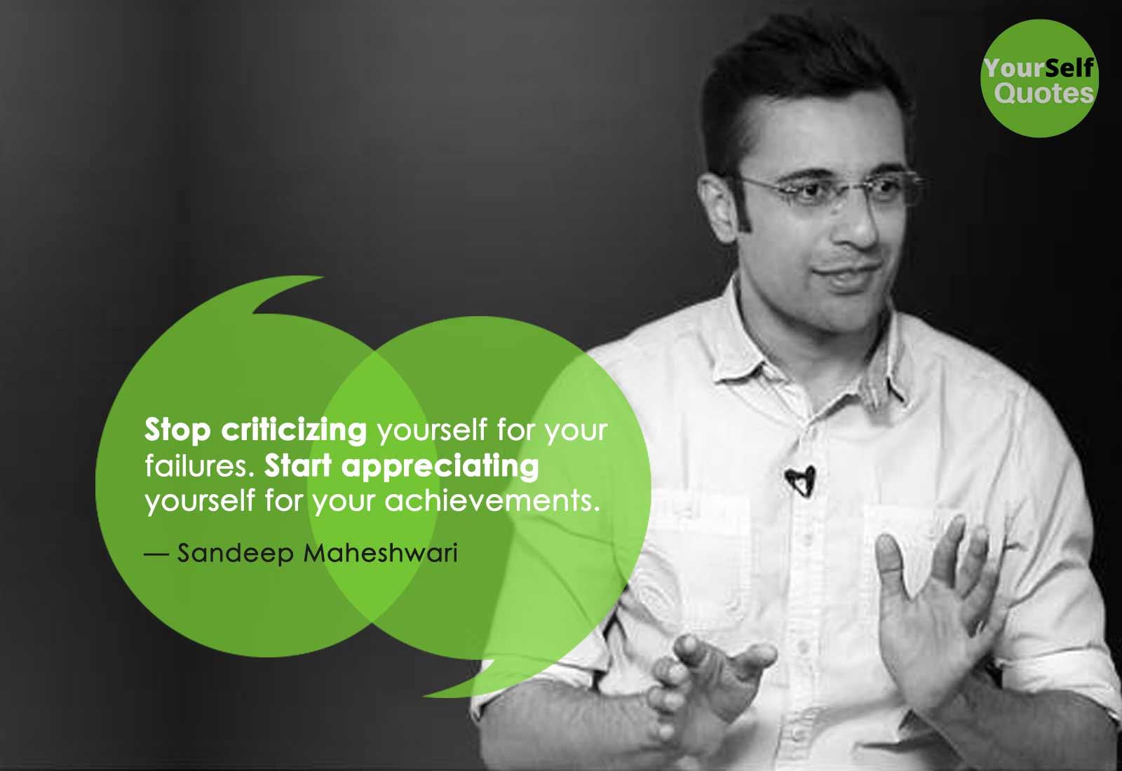 Sandeep Maheshwari Quotes And Sayings
