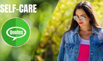Self Care Quote