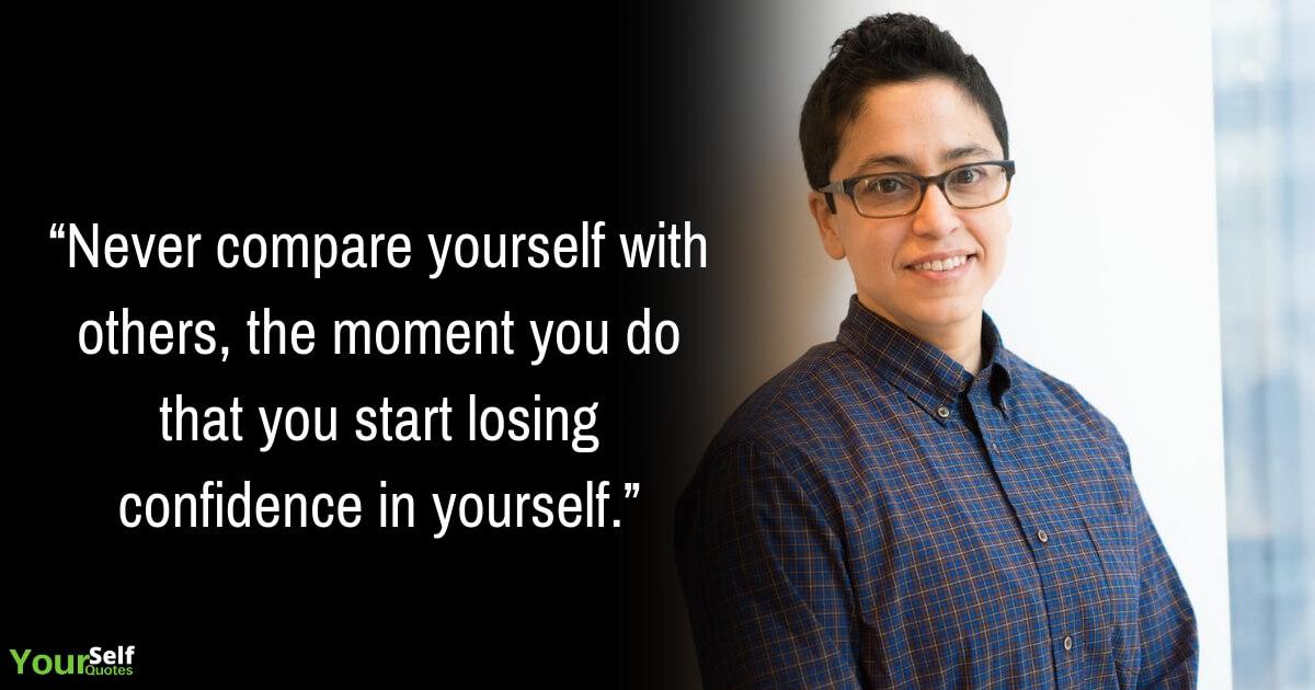Self Confidence Best Quote