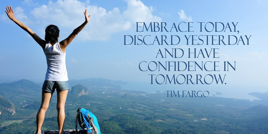 Self Confidence Quotes by Tim Fargo