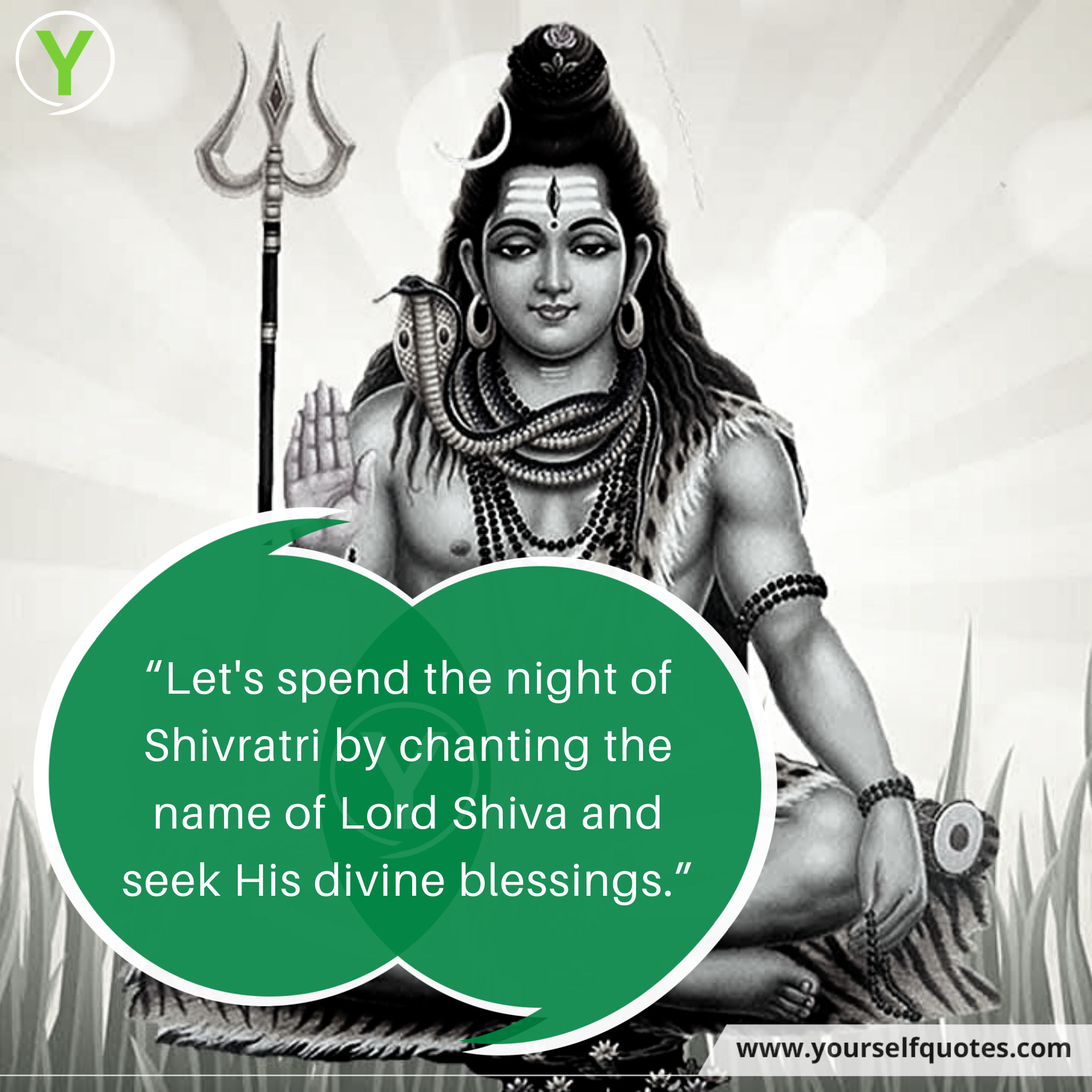 Maha Shivaratri Quotes Images