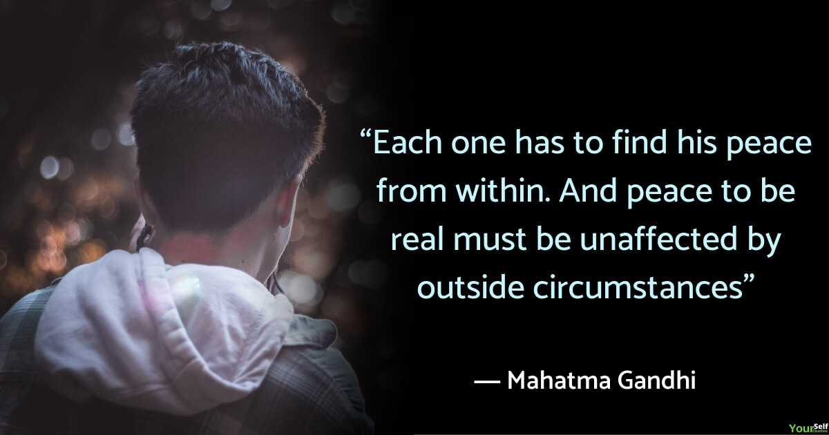 Spiritual Quotes by Mahatma Gandhi