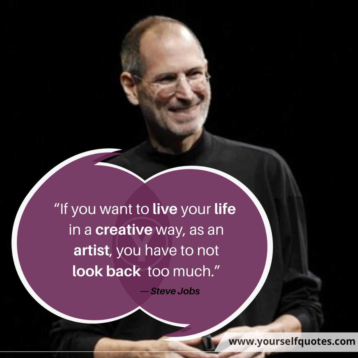 Steve Jobs Creativity Quotes Images