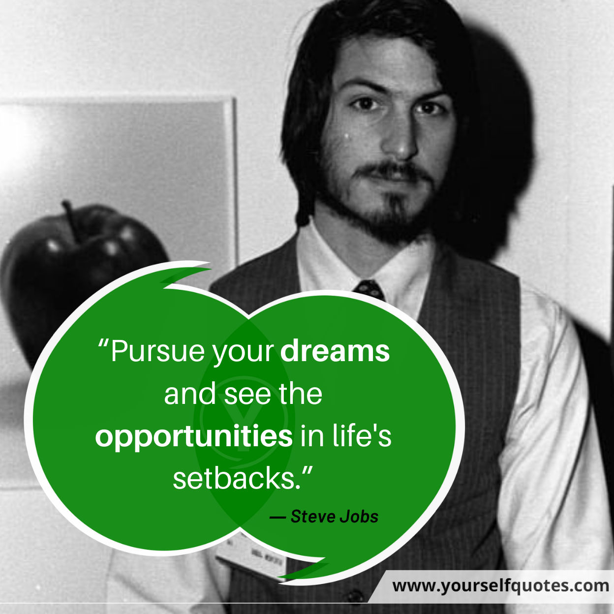 Steve Jobs Quotes on Dreams