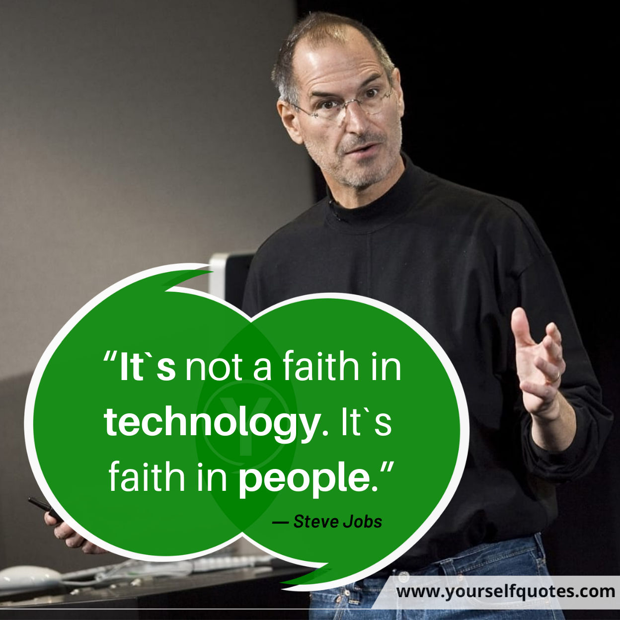 Steve Jobs Technology Quotes