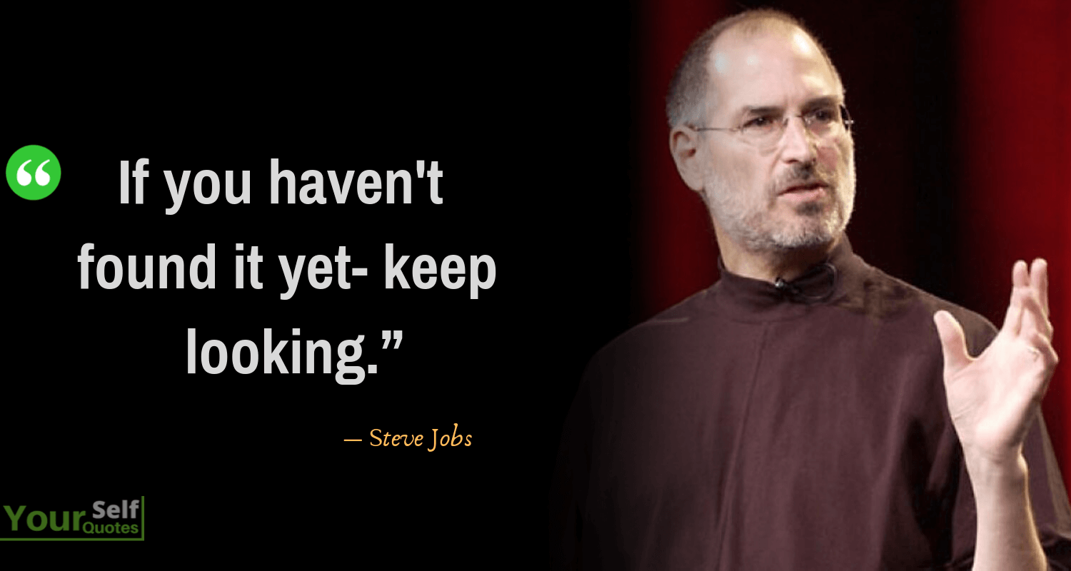 Steve Jobs Quote Images