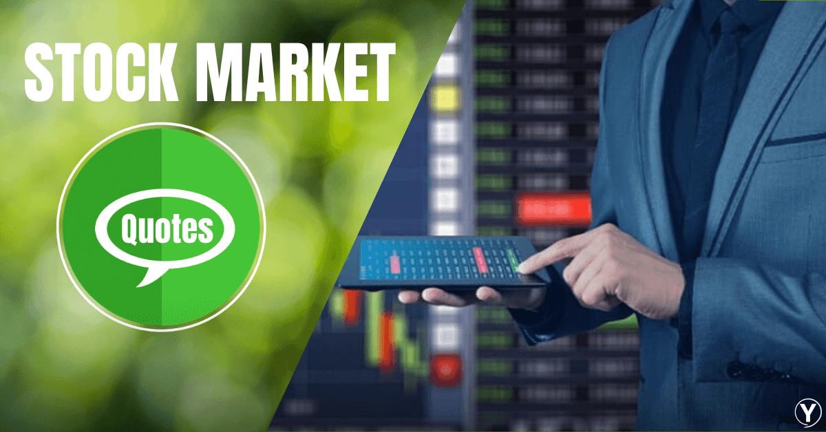Kutipan Pasar Saham