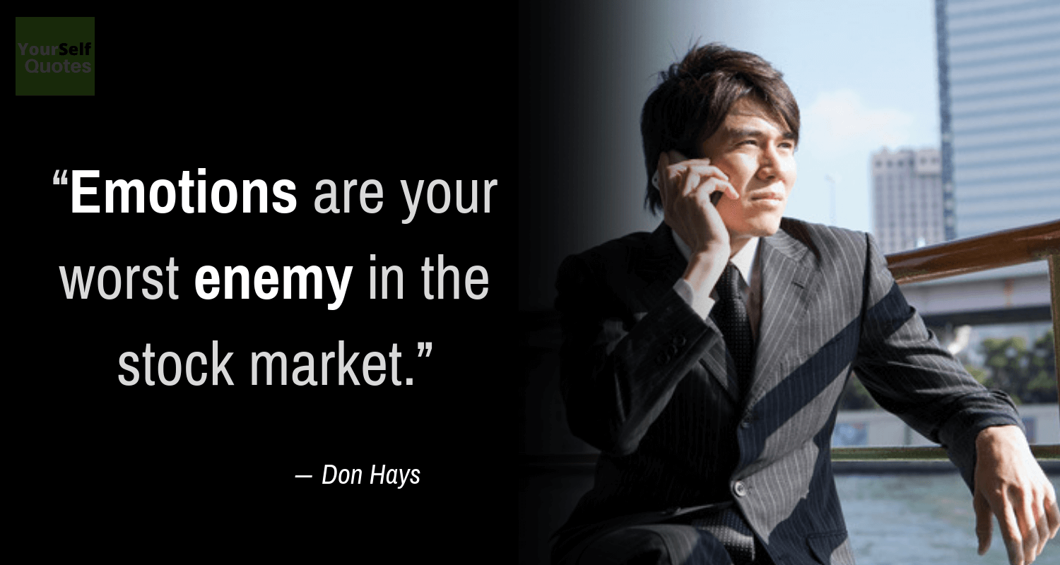Stock Market Quotes by Don Hays