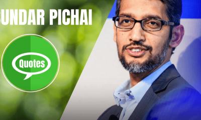 Sundar Pichai Quotes Images