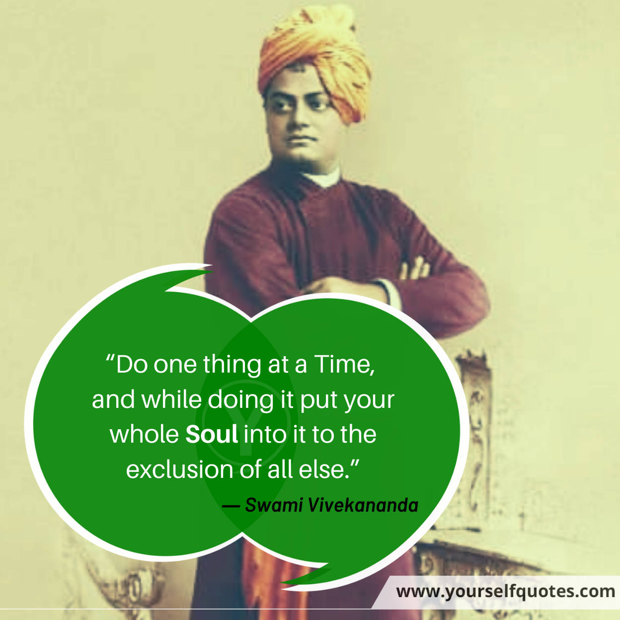 Swami Vivekananda Quotes Inspirational Images