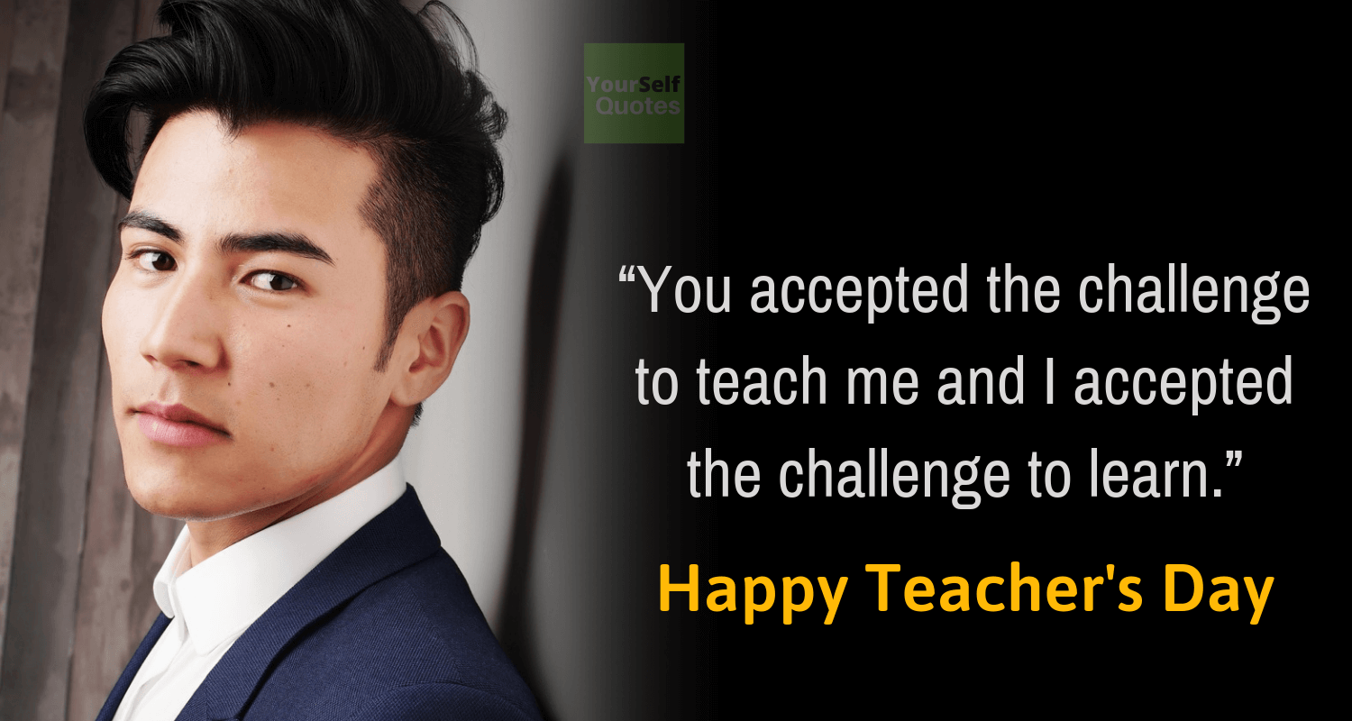 TeachersDay Quote Images