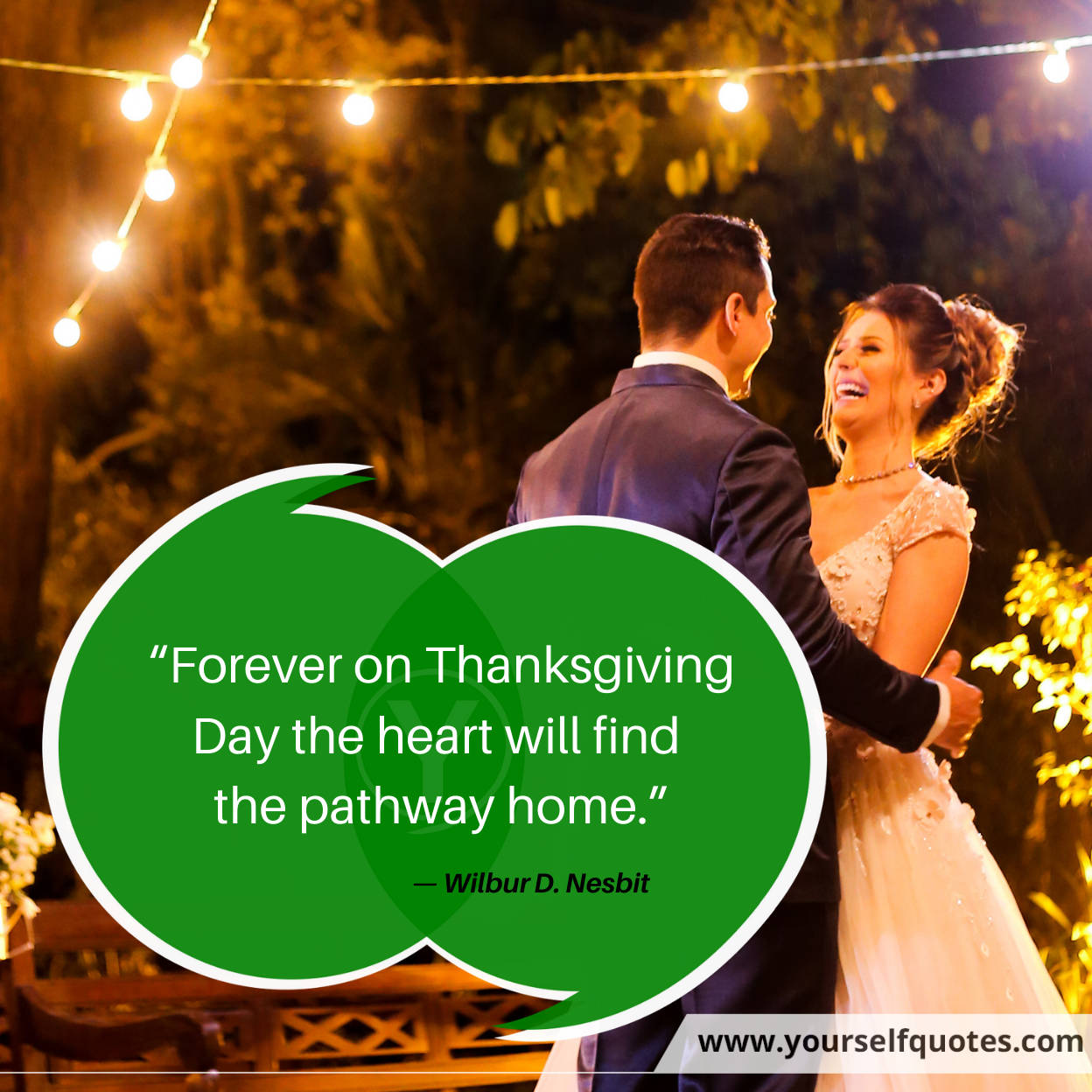 Thanksgiving Quotes by Wilbur D. Nesbit