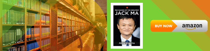 The Making of the Greatest Jack Ma Book