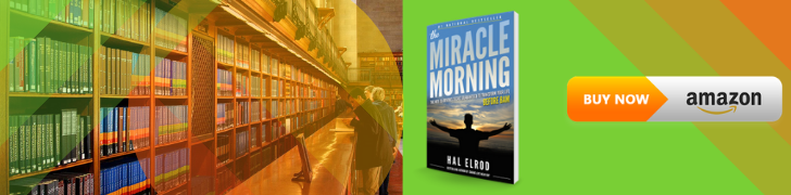The Miracle Morning book for Entrepreneurs