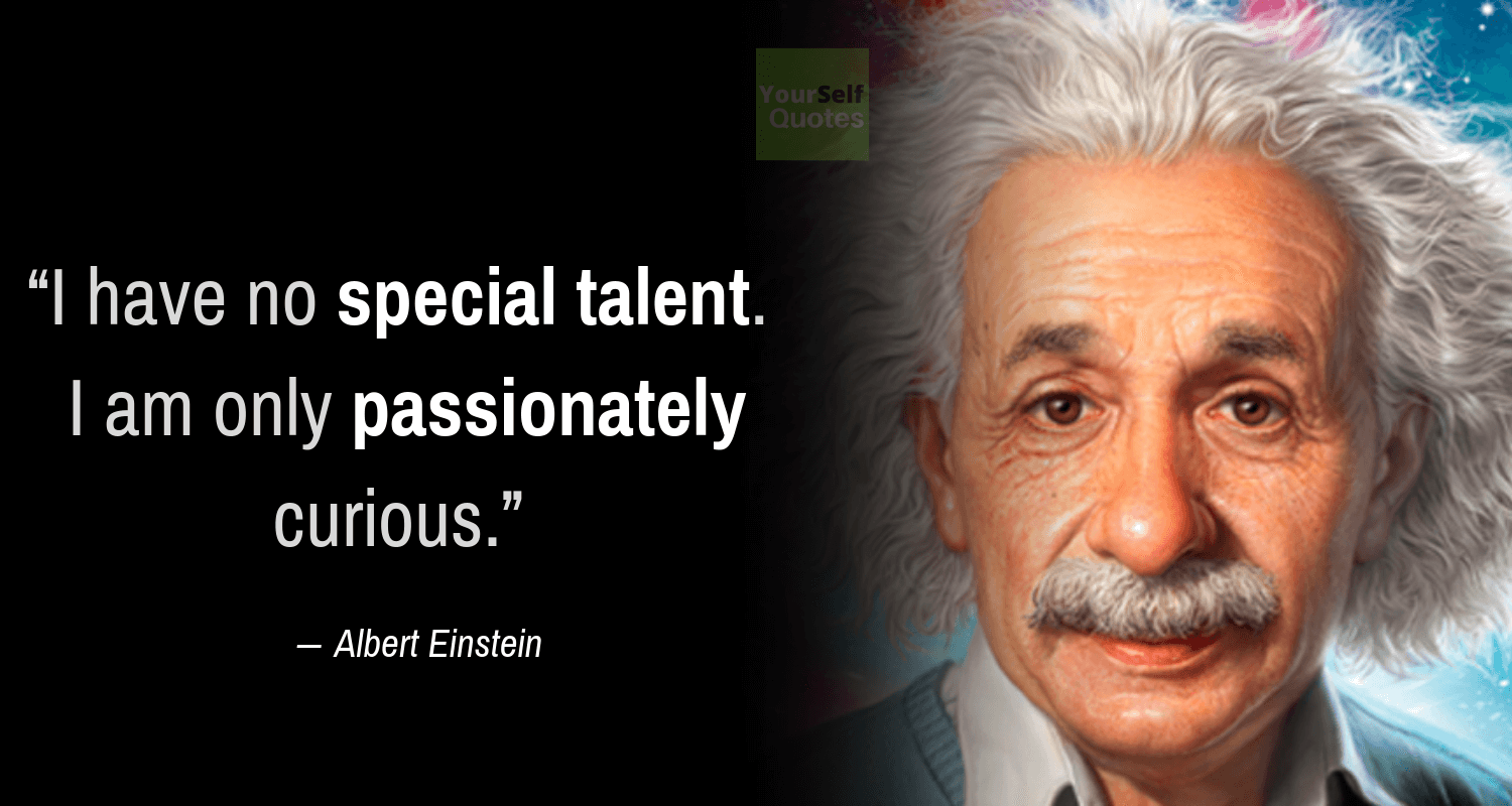 Thoughts Quotes by Albert Einstein