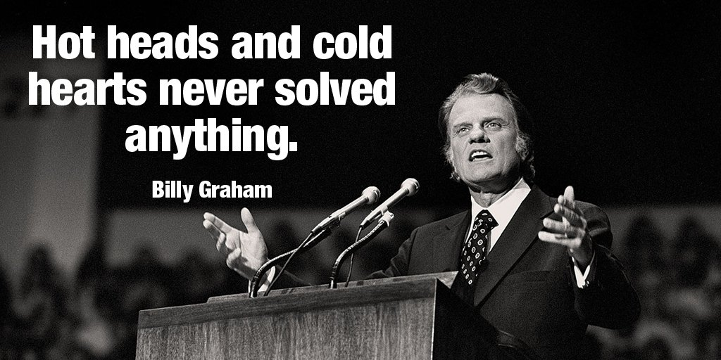 Thoughts of the Day Quotes by Billy Graham