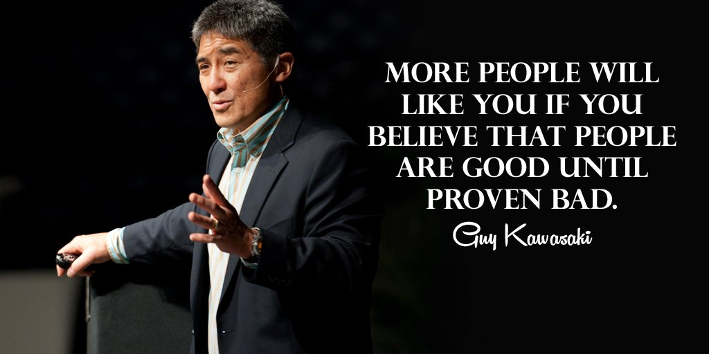 Thoughts of the Day Quotes by Guy Kawasaki