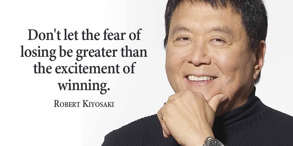 Thoughts of the Day Quotes by Robert Kiyosaki
