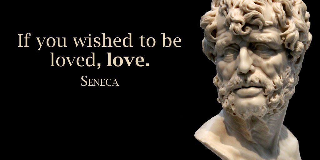 Thoughts of the Day Quotes by Seneca