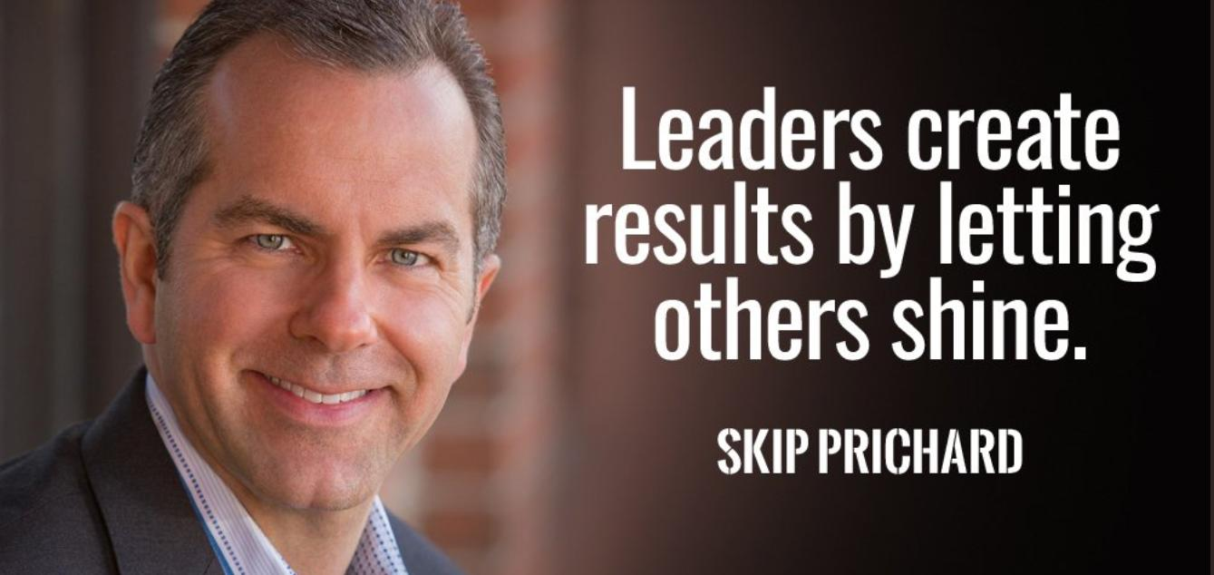 Thoughts of the Day Quotes by Skip Prichard