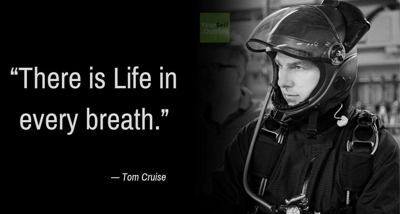 Tom Cruise Movie Quotes
