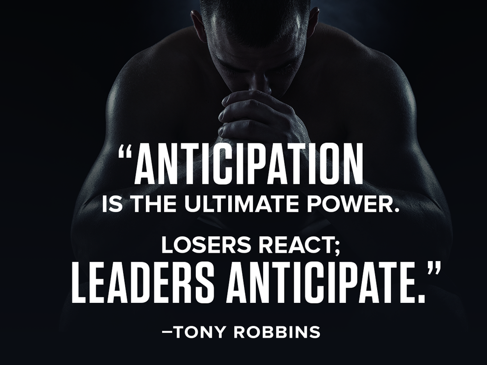Tony Robbins Quote on Leadership