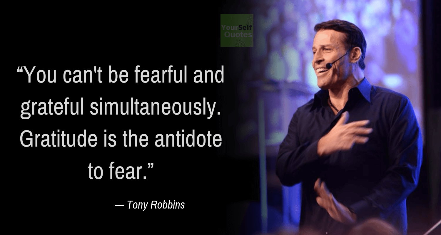 Tony Robbins Quotes Images