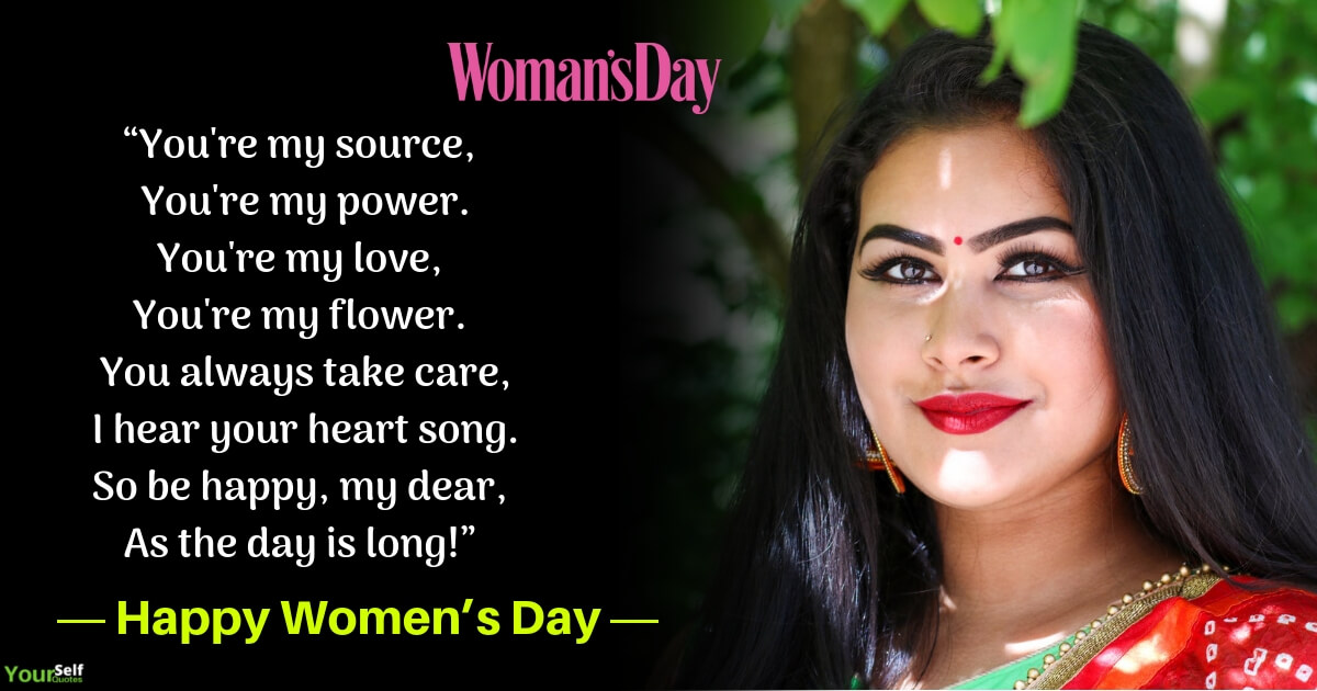 Top Happy Womens Day Wishes