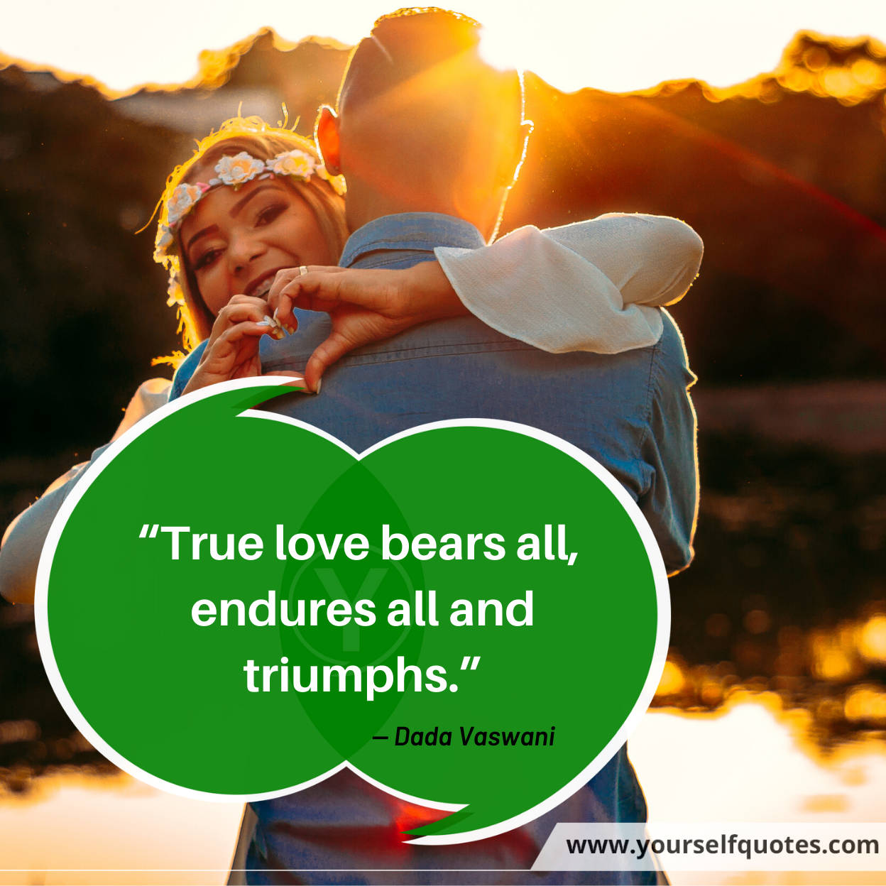 True Love Quotes by Dada Vaswani