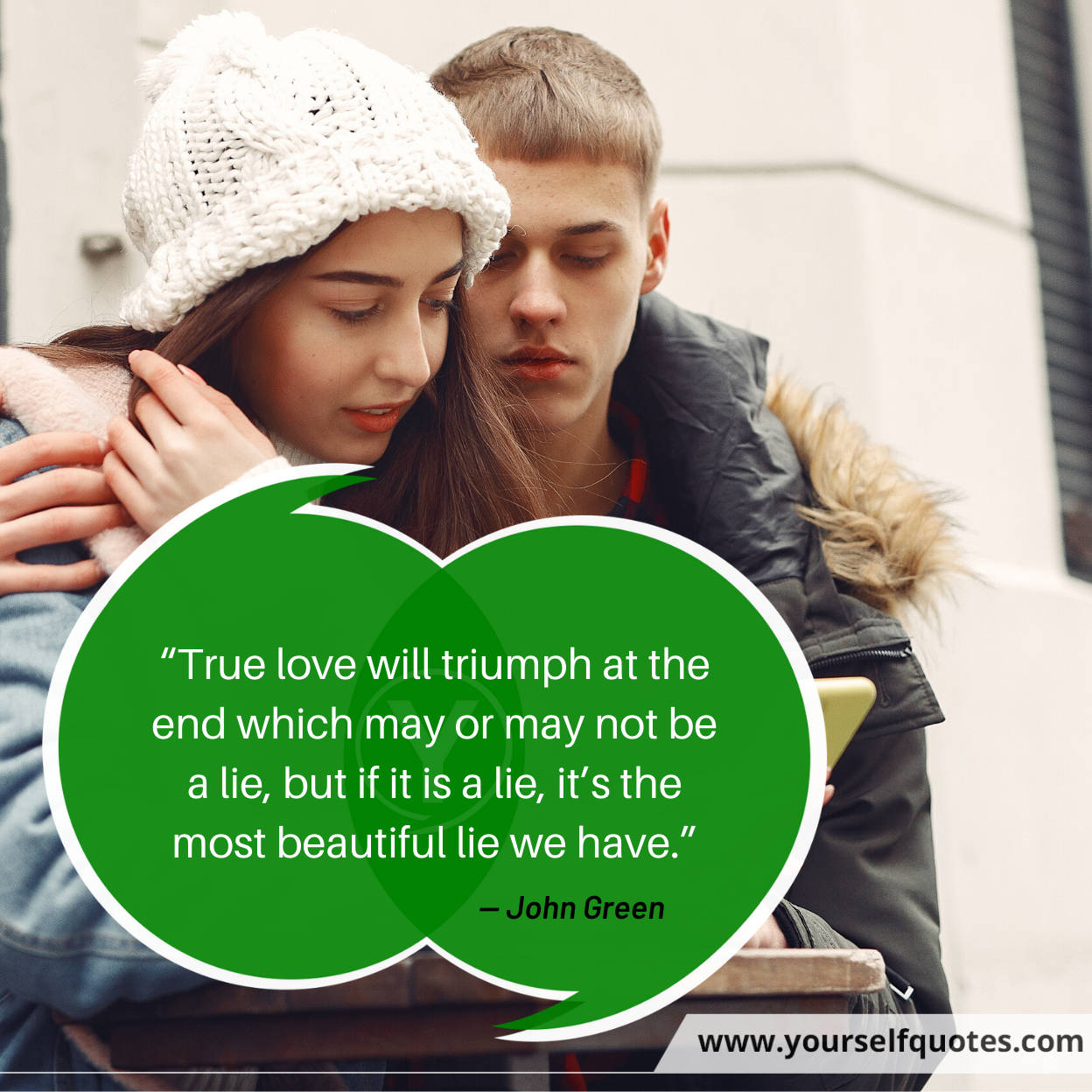 True Love Quotes by John Green