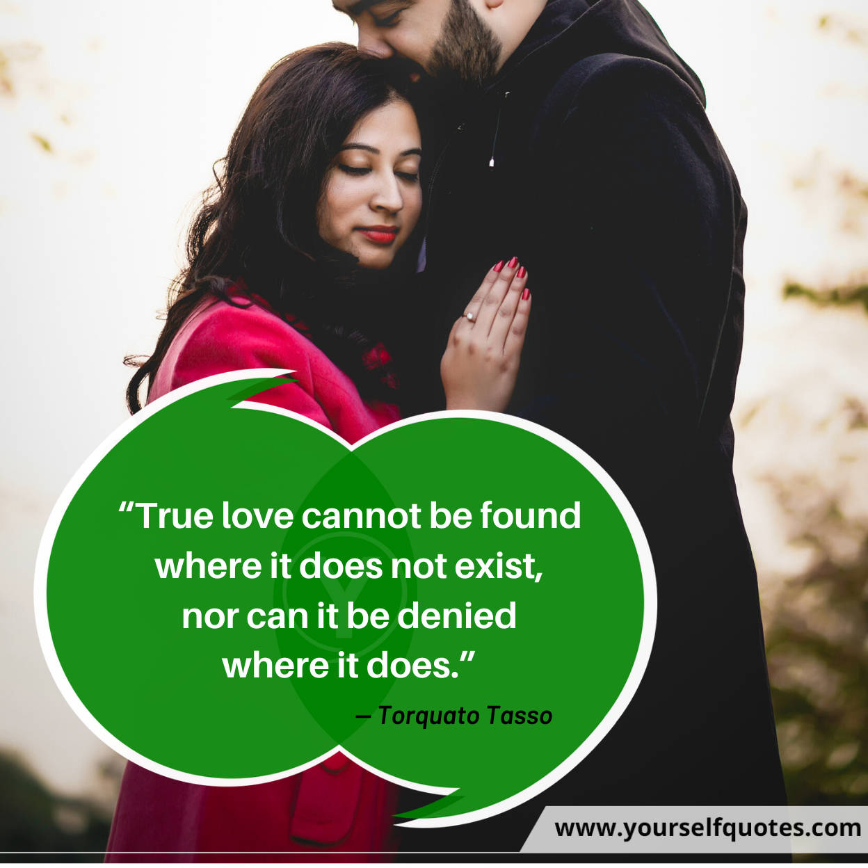 True Love Quotes by Torquato Tasso