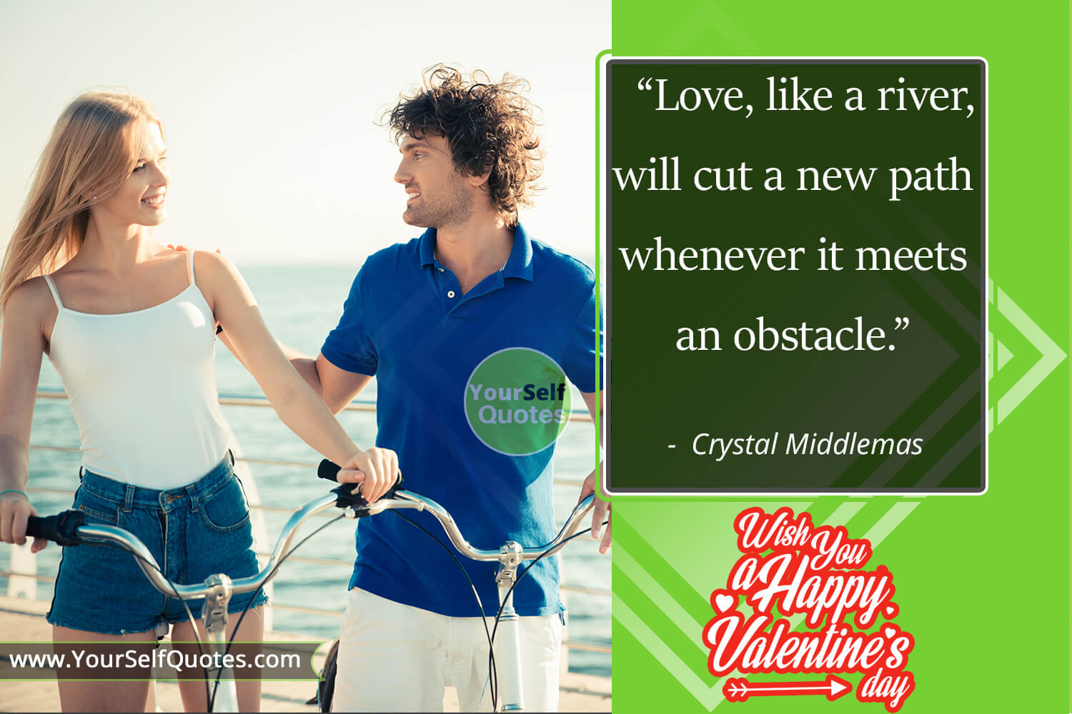 Valentine Day Quotes Photos by Crystal Middlemas