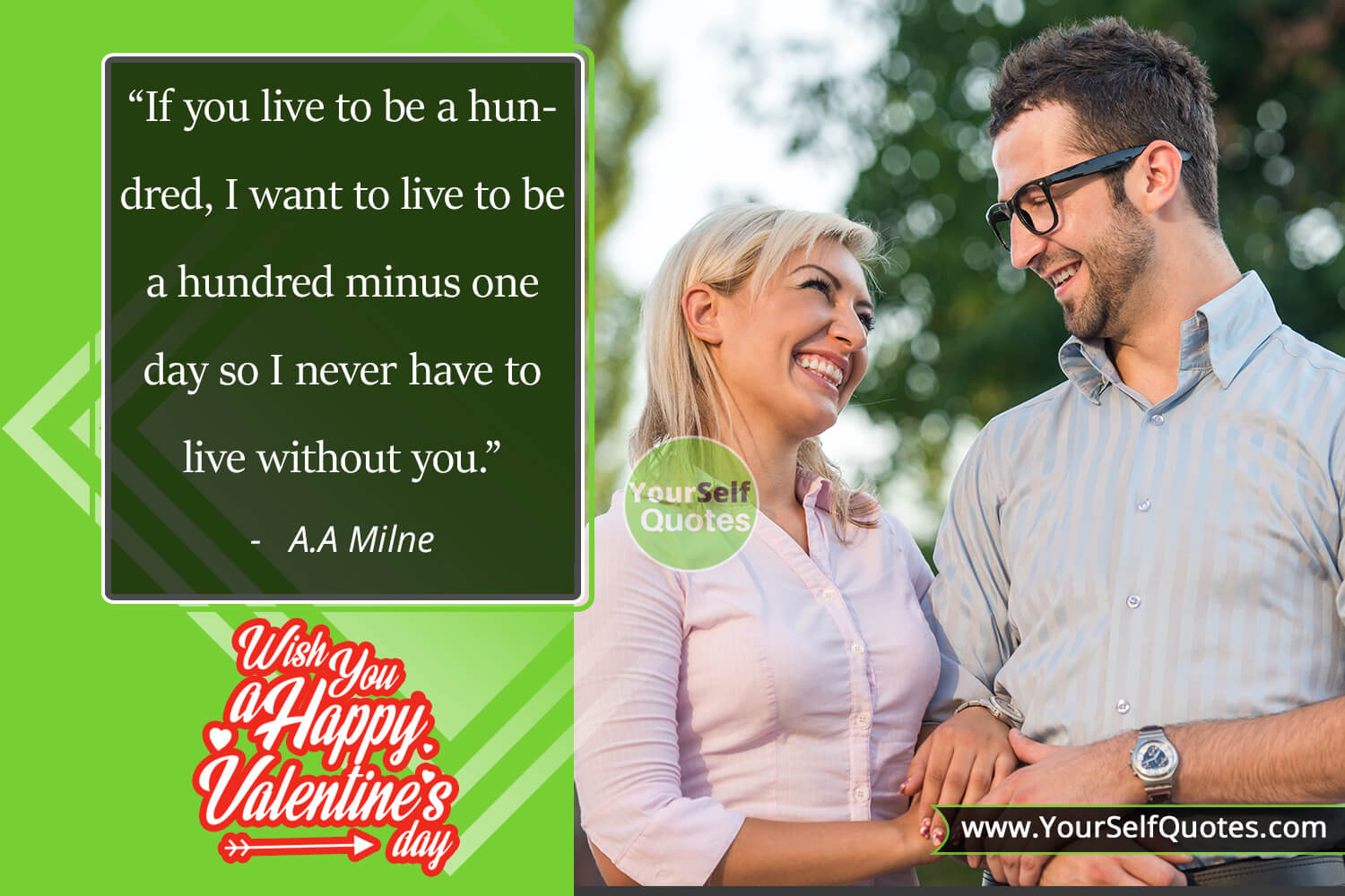 Valentine Day Quotes by A.A Milne